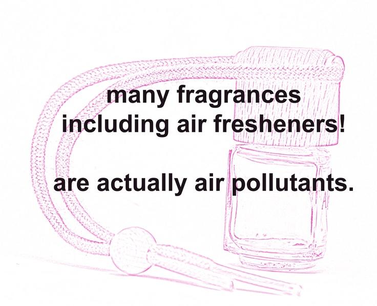 Why scent-free makes sense! #perfume