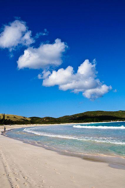 Playa Flamenco, Culebra, Puerto Rico - within the next couple of years I will vacation here