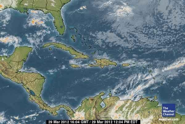 Cancun Clima - Cancun Weather