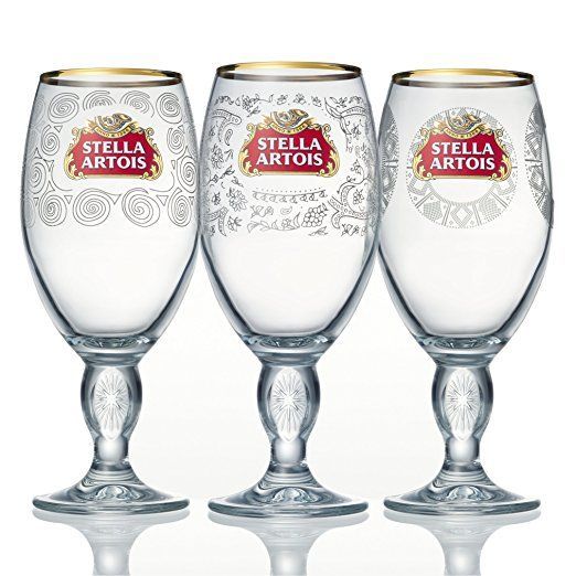 """2015 - Stella Artois """"Buy a Lady a Drink"""" Ltd. Ed. """"ETIOPIA"""""""" Chalice, 33cl: Beer Glass 