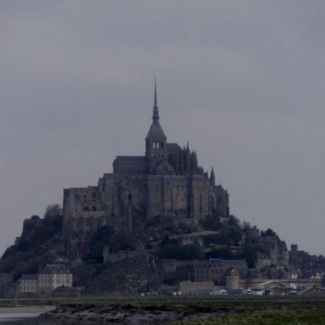 Mont St Michel 2010