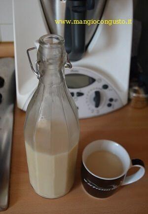 latte d' avena fatto in casa…