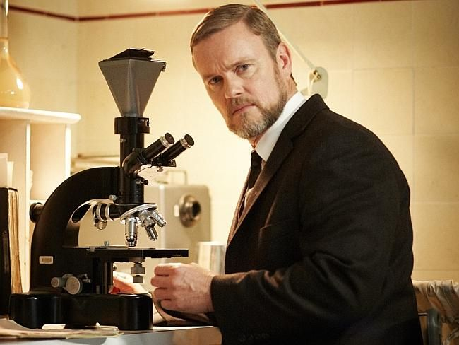 Craig McLachlan sheds the ageing rocker tag for The Dr Blake Mysteries