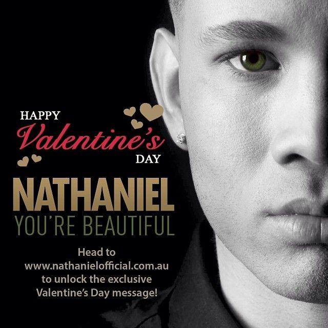 .@Nathaniel Willemse | Thought I would share a special #valentines message AND give you a sneak peek... | Webstagram