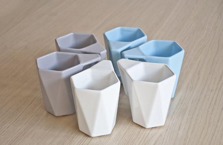 Must Have,  MODERN cup, designed by Kabo&Pydo, produced by AVANT Fabryka Porcelitu, photo Łódź Design Festival 2015