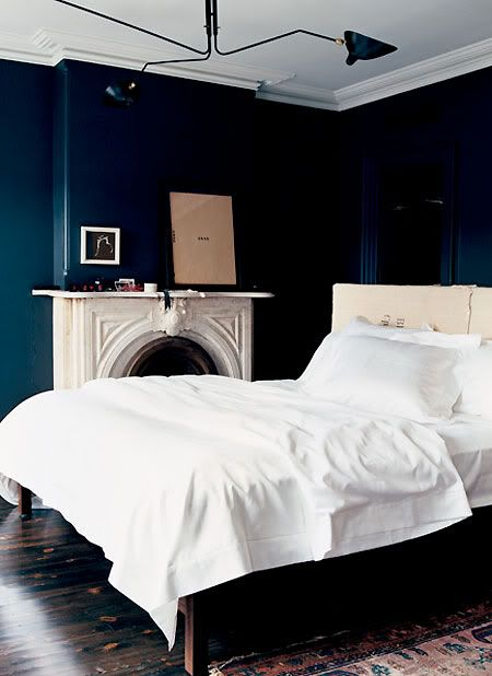 Marcus Design: {inky blue is the new black}