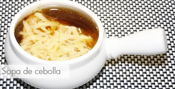 La tradicional sopa francesa que seguro le encantará a todos