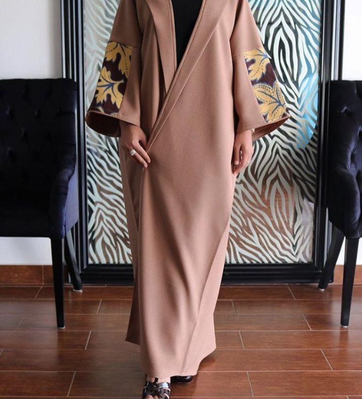 IG: H__Collection || IG: BeautiifulinBlack || Abaya Fashion ||