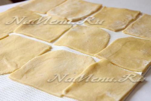 Как приготовить тесто для лазаньи?