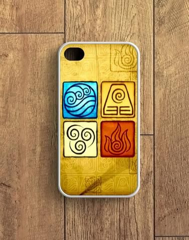 Avatar 4 Elements iPhone 4 | 4S Case