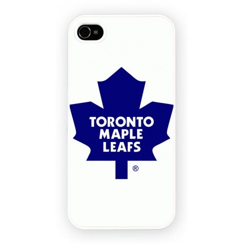 Toronto Maple Leafs iPhone 4/4s and iPhone 5 Case.... This is what I should buy!!