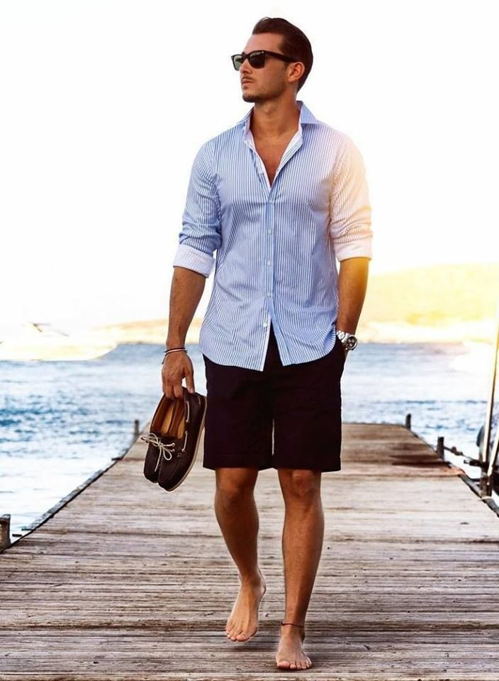 28f8c85e7c51 35 Dashing and Stylish Outfits For Guys In Summer That You Need In ...
