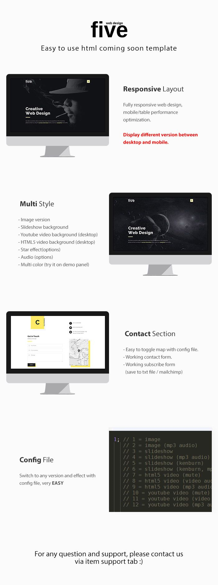 Popular youtube design star html html html html html html html - Five Easy To Use Coming Soon Template