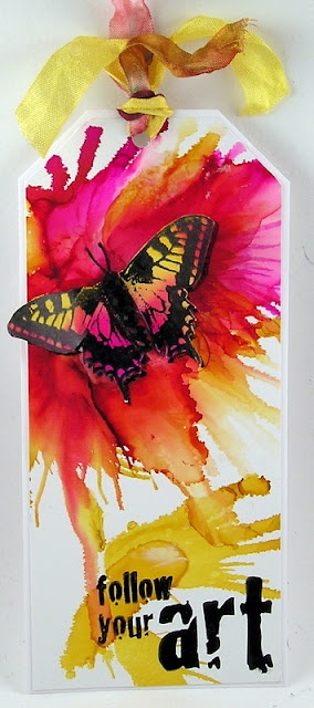 ,!: Idea, Inspiration, Alcohol Ink, Art, Cards Tags, Suzz S Stamping, Follow, Crafts