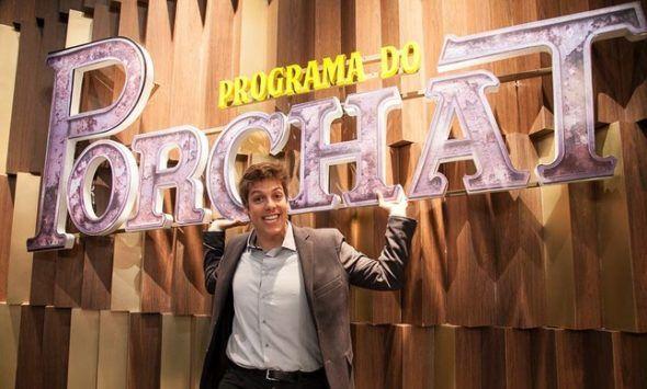 """""""Programa do Porchat"""" terá melhores momentos exibidos no horário da Xuxa"""