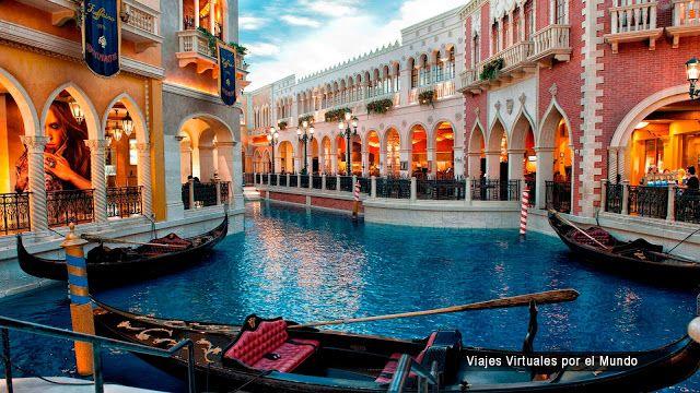 Viajes Virtuales por el Mundo