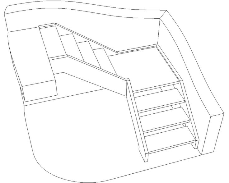 les 25 meilleures id es de la cat gorie calcul escalier sur pinterest dimensions escalier en. Black Bedroom Furniture Sets. Home Design Ideas