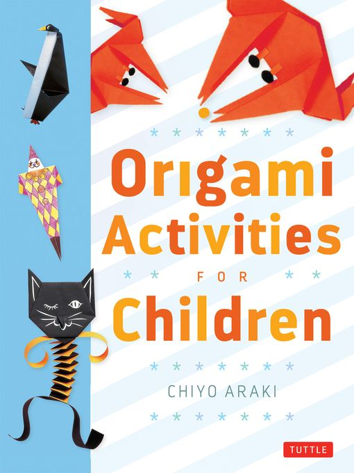 Best 34 popular parenting and kids activities titles images on make simple origami for kids projects with this easy origami book ideal for fandeluxe Gallery