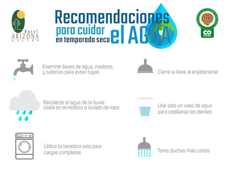 Iniciando la semana con unas recomendaciones para cuidar el agua, el compromiso es de todos, cuidemos nuestros recursos naturales. Ingresa a nuestro Blog: https://goo.gl/fW5ZY0