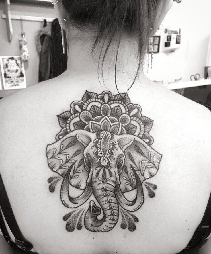 101 Mandala Tattoo Designs For Girls To Feel Alive: 53 Best Elephant Tattoo Images On Pinterest