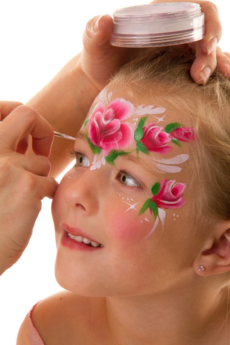 Face Painting Services...I want this idea for the ladies of the handfasting event...