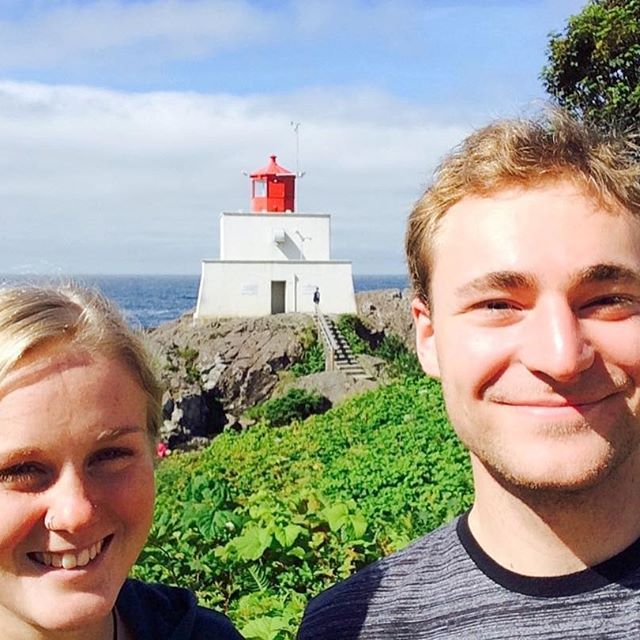 Contest Checkpoint: #WildPacificTrail's #LighthouseLoop, in #Ucluelet, where you…