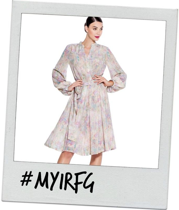Tag your favorite outfits with our hashtag #MyIRFG Don't forget to visit our website