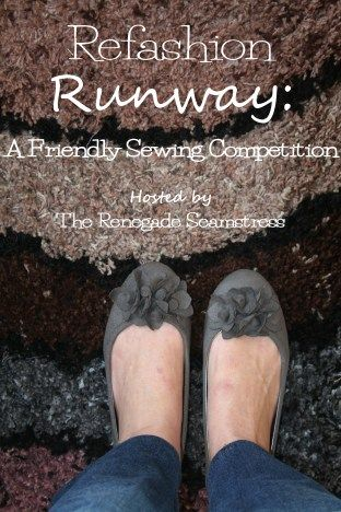 Time to Vote! Refashion Runway: Week Three: Clutch, Tote Bag, or Purse | The Renegade Seamstress