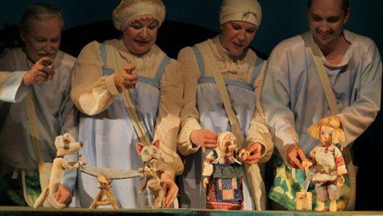 """""""Волшебное кольцо"""" спектакль. Расписание (репертуар) в Театр кукол…"""