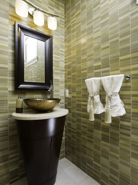 Modern Half Bathroom Ideas 61 best powder rooms images on pinterest | bathroom ideas, room