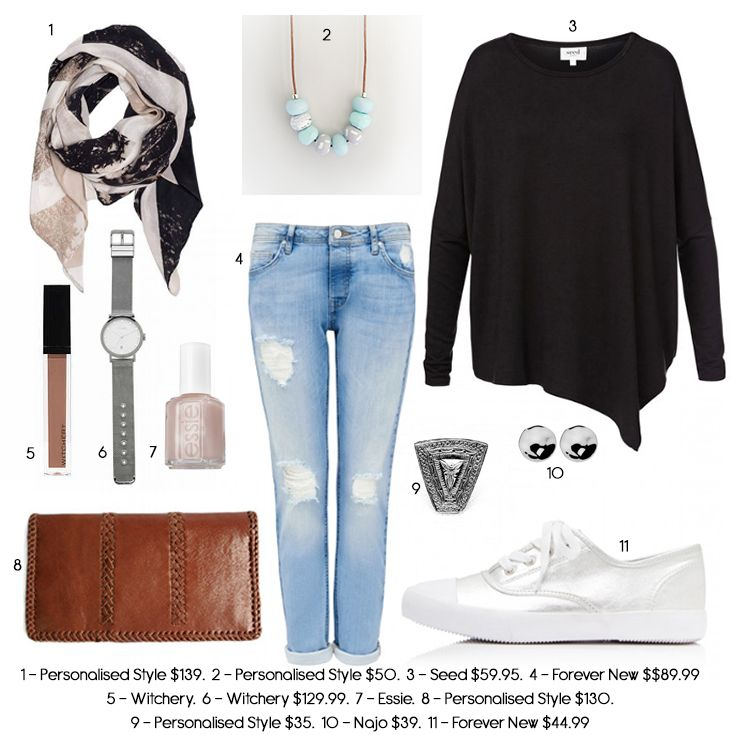 Outfit inspirations for an everyday look, comfortable, practical, stylish…