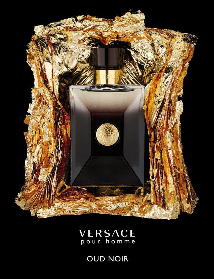 Versace pou Homme Oud Noir