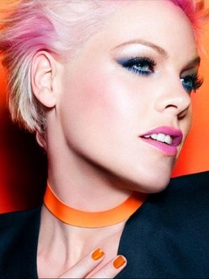 P!NK- always lifts me up no matter what kind of mood I'm in.