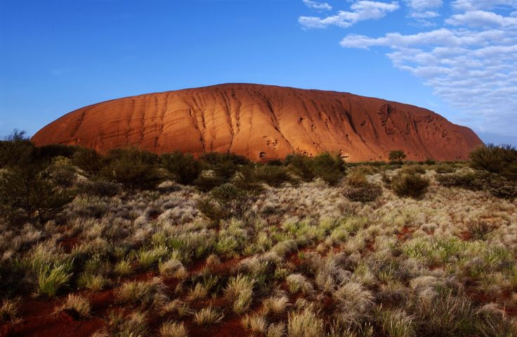 Watching the shifting colors of Ayers Rock as the sun rises or sets over is an incredible experience.