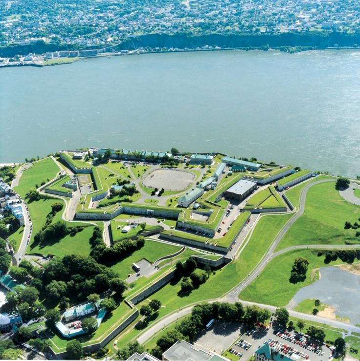 Quebec City Citadel.