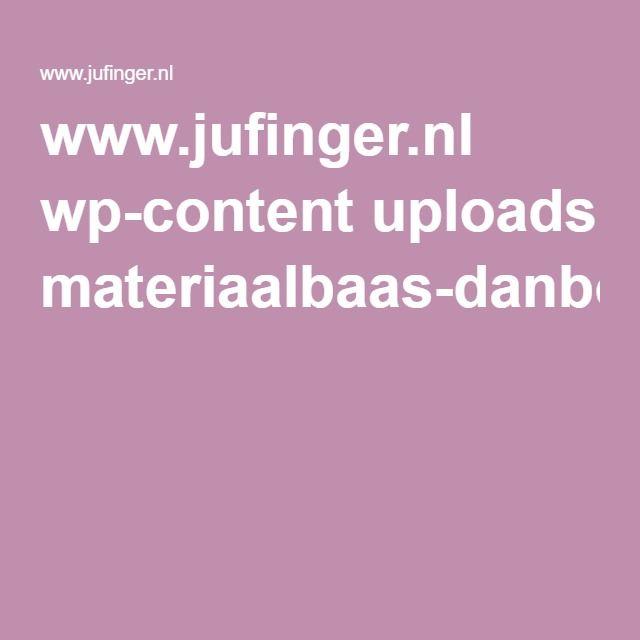 www.jufinger.nl wp-content uploads materiaalbaas-danbo.pdf