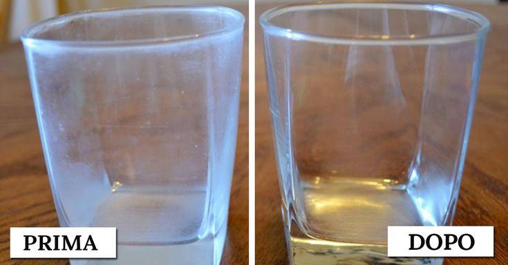 Avete notato che dopo il lavaggio in lavastoviglie i vostri bicchieri sono opachi? Se volete ridargli la brillantezza di quando li avete comprati seguite questi consigli fai da te.Se state leggend…