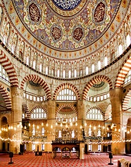 Tracking Turkey's First Starchitect - NYTimes.com  Go to Edirne. Visit the mosque!