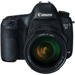 Canon EOS 5D Mark III with 24-105mm L IS USM AF Lens