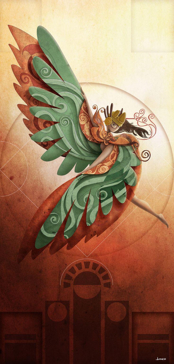 basado en la cultura andina