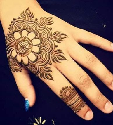 Best 25 Beginner henna designs ideas only on Pinterest Simple