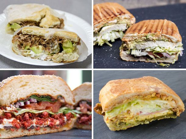 It's hard not to love the Mexican sandwiches we get in New York: versions overstuffed with avocado and refried beans or slender but robust meat delivery vehicles; cemitas on poofy buns or griddled tortas with crisped Portuguese rolls. To add you on your own journey to Mexican sandwich self-discovery, we've rounded up 24 of our favorites from across the city.