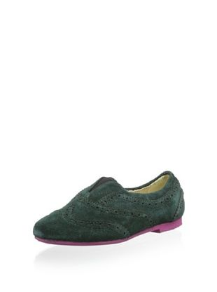 53% OFF Venettini Kid's Josy (Green Suede 7213)