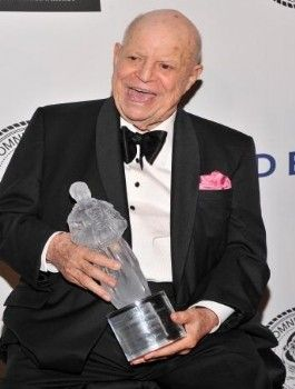 Don Rickles: The comedian king of one-liners is honored at the Friars Club
