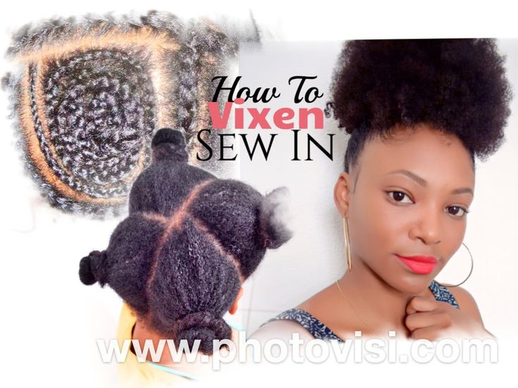 How to Vixen Sew In with HerGivenHair