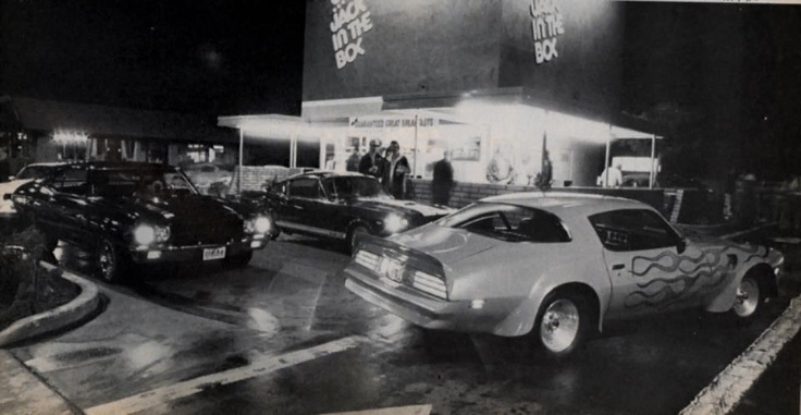 Van Nuys Blvd on a Wednesday night in the San Fernando Valley