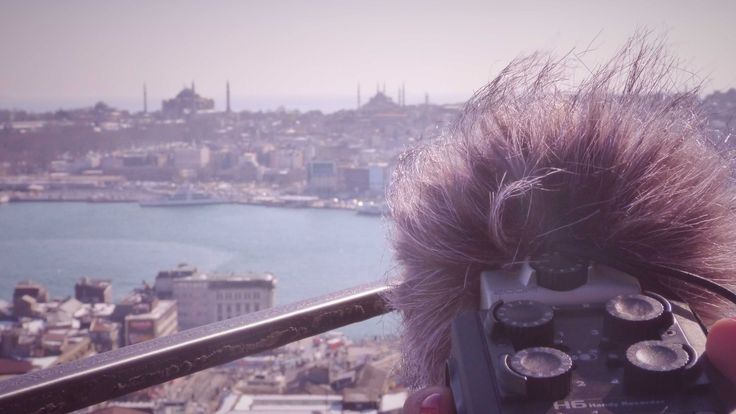 View from Galata Tower - Capturing Bosphorus ambience