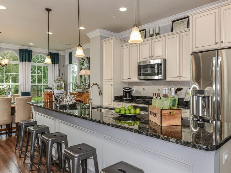 Arcadia - Norbeck Crossing Townhomes by Ryland Homes - Zillow