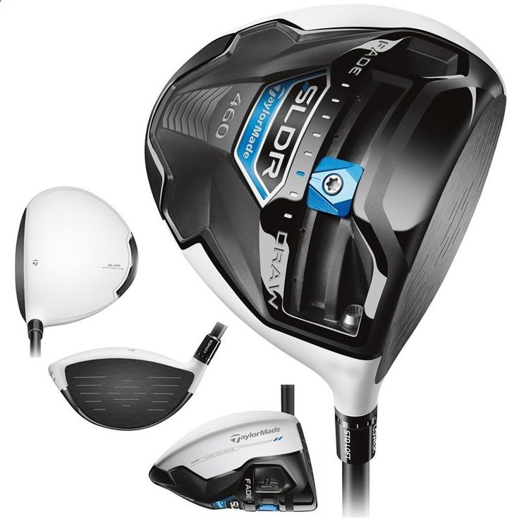 Taylormade Womens SLDR White Golf Drivers