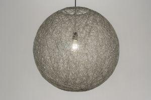 Hanglamp 11670: Modern, Landelijk, Rustiek, Retro